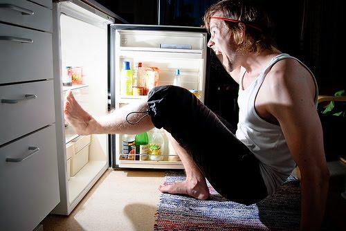 Дверь для холодильника своими руками